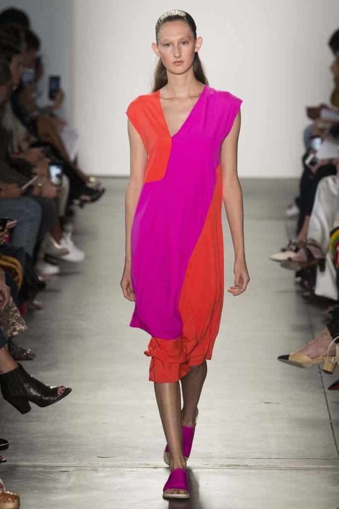 Zero + Maria Cornejo Spring 2018 - Semana de moda de Nova York - NYFW - Crivorot & Scigiliano - tendencias - Marcia Crivorot - personal stylist em Nova York