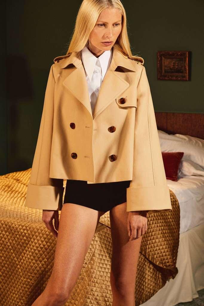 Khaite Spring 2018 - Semana de Moda de Nova York - NYFW - tendencias - Crivorot & Scigliano - Marcia Crivorot - personal stylist em Nova York