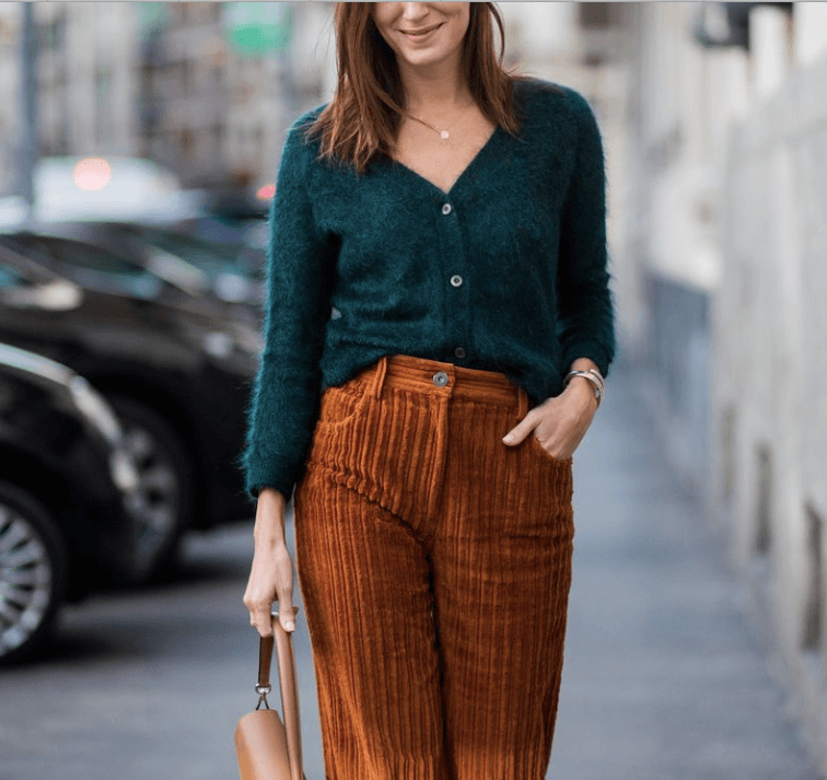 Wide Wale Corduroy - Fall 2017 - personal stylist in NY - personal shopper in NY - personal stylist in Westchester, NY - personal shopper in Westchester, NY - Crivorot Scigliano - Marcia Crivorot