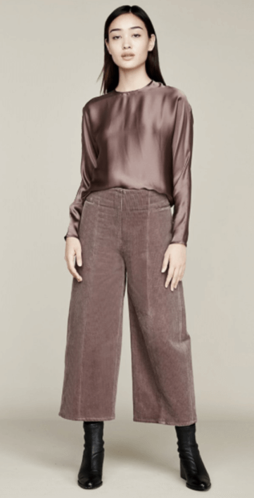 Wide wale corduroy - Fall 2017 - personal stylist in NY - personal shopper in NY - personal stylist in Westchester, NY - personal shopper in Westchester, NY - Crivorot Scigliano - Marcia Crivorot