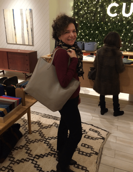 Cuyana Pop-Up Store, NYC, Soho, slow fashion, fewer better, eco-conscious, ethical fashion, mindful shopping, personal styling, personal stylist in NYC, personal stylist in NYC metro area, personal stylist in Westchester NY, Marcia Crivorot, Crivorot Scigliano