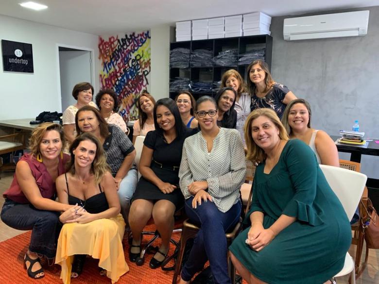 Auto-Estima Solidária, projeto social, imagem social, consultoria de imagem, empoderamento feminino, Crivorot Scigliano
