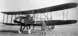 An FE2B plane