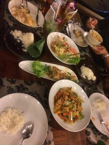 Thai Food - so good!
