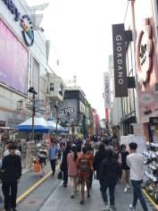 Downtown Gwangju!