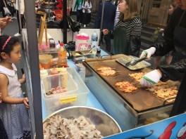 street food..shrimp!