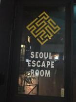 Seoul Escape Room in Itaewon!