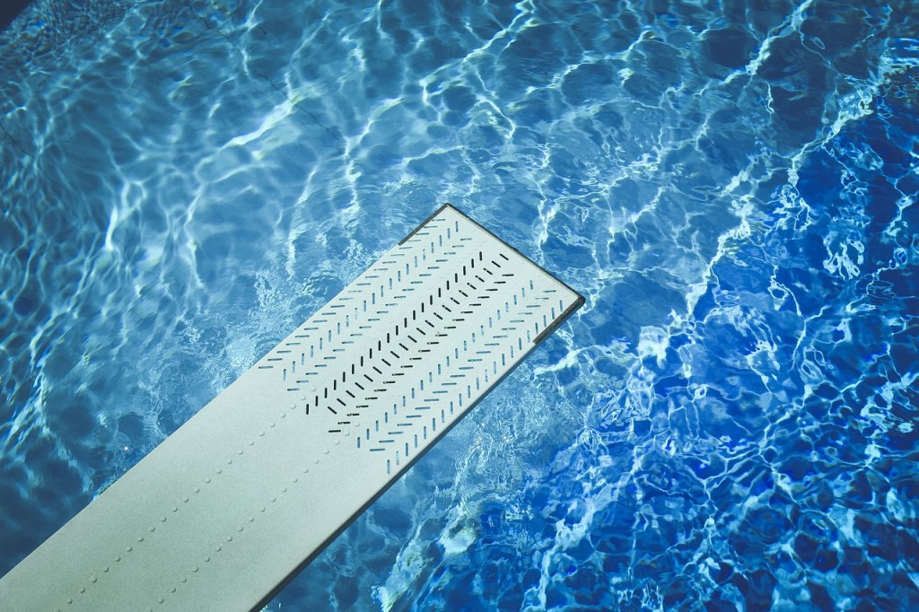 swimming pool accidents diving boards