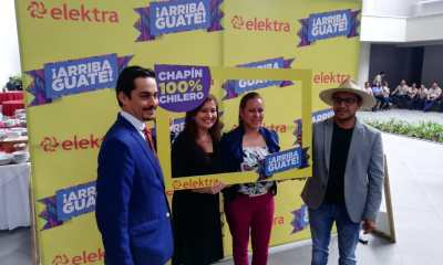 Arriba Guate - Elektra