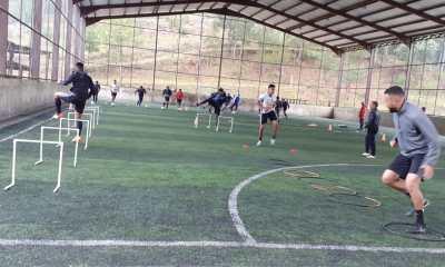 El Deportivo Carchá se prepara para recibir al Deportivo Sacachispas el próximo domingo. (Foto: Deyler Chocooj)