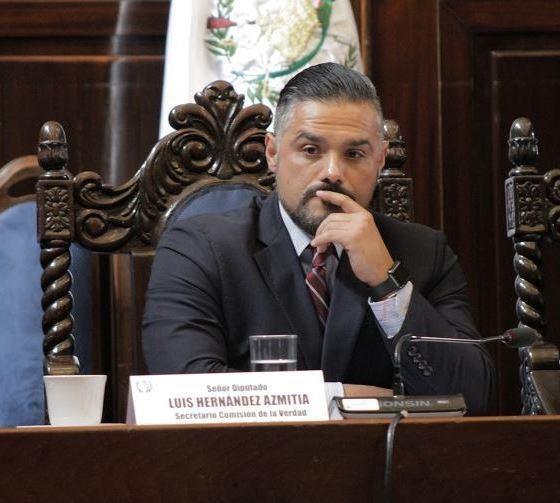 Luis Hernández Azmitia, consejero de la embajada de Colombia, con funciones de Ministro Consejero en la misión permanente de Guatemala ante la OEA. (Foto: La Hora)