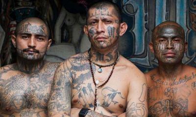 Una de las propuestas de ley es que se pueda declarar como terroristas a los mareros. (Foto: ElSiglo.com.gt)