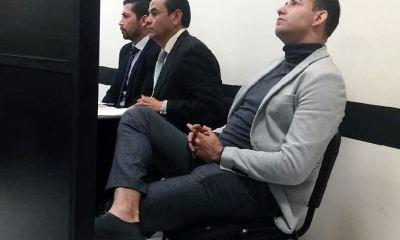 Marco Pappa fue condenado a cinco años de prisión por violencia contra la mujer, pero no irá a la cárcel porque es una pena conmutable a Q5 diarios. (Foto: Cortesía)