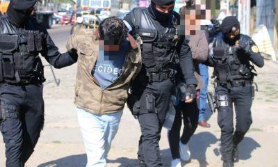 Un total de 11 personas fueron capturadas este miércoles en el operativo del primer día del Estado de Prevención en este departamento. (Foto: PNC)