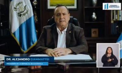 El presidente Alejandro Giammattei decretó Estado de Prevención en seis municipios del departamento de Escuintla. (Foto:)