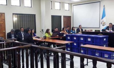 La FECI presentó una apelación contra el exalcalde de Xela, Jorge Barrientos y 13 personas más, vinculados a casos de corrupción. (Foto: Carlos Ventura)
