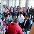 El sábado 25 de enero se terminó la recepción de documentos de candidatos a Gobernador de Quetzaltenango. En total se inscribieron 25. (Foto: Carlos Ventura)
