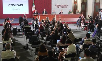 El Gobierno de México decidió ampliar la suspensión de actividades hasta el 30 de abril por COVID-19. (Foto: EFE)