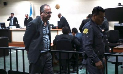 Pedro Muadi fue condenado a 30 años y 8 meses de prisión y al pago de una multa de más de 4 millones de quetzales. (Foto: República)
