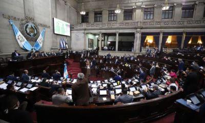 Los diputados del Congreso aprobaron este sábado un préstamo que será destinado para le sector justicia. (Foto: Cortesía)