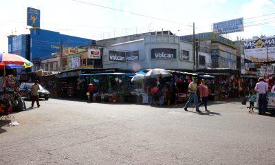 Las autoridades de Quetzaltenango anunciaron el cierre de los mercados para evitar las aglomeraciones de personas. (Foto: Carlos Ventura)