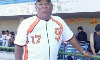 El entrenador de beisbol Carlos Aranda, falleció por COVID-19 en Nicaragua. (Foto: Twitter)