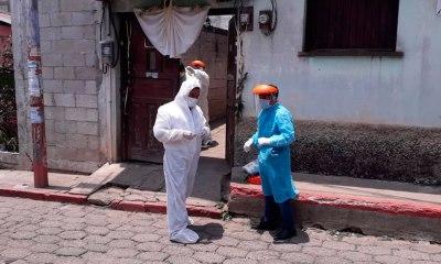 Las autoridades de salud levantaron el cordón sanitario en Malacatán, San Marcos, que había sido decretado el pasado 19 de mayo. (Foto: AGN)