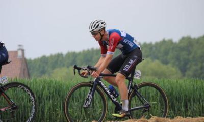 Niels de Vriendt falleció por un infarto cuando se corrían 13 kilómetros de competencia. (Foto: Twitter )