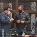 La audiencia de primera declaración de Alejandro Sinibaldi se trasladó para el próximo lunes. (Foto: Twitter)