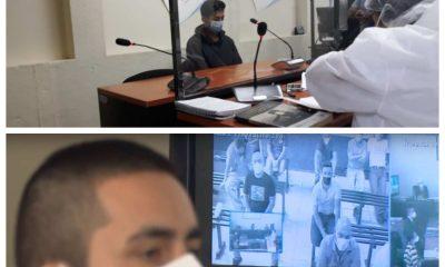 Los dos casos se llevaron a cabo en la Torre de Tribunales del Organismo Judicial, tanto el de Walter Baten como el de la banda criminal Los Sierra Obando. (Foto: Cortesía)