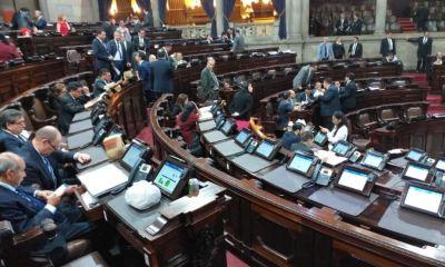 Diputados del Congreso recibieron los señalamientos contra varios de los candidatos para dirigir CONAMIGUA. (Foto: Archivo)