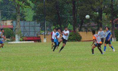 El Deportivo Carchá realizó una convocatoria de jóvenes para formar parte del equipo que comenzará a competir a partir del mes de octubre. (Foto: Eduardo Sam)