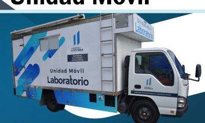 El Ministerio de Salud implementará un laboratorio movil para relizar pruebas de COVID-19. (Foto: MSPAS)