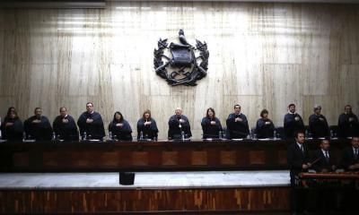 La elección de la CSJ continúa detenida por los diputados del Congreso de la República, casi un año después desde la fecha en que debían renovarse las autoridades. (Foto: EFE)