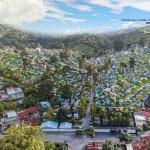 Las autoridades municipales de Cobán, Alta Verapaz, dieron a conocer las restricciones y lineamientos para visitar el Cementerio General en conmemoración del Día de Los Santos. (Foto: Cortesía Mark Castro)