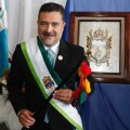 Leonel Chacón, alcalde de Cobán