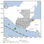 La CONRED reportó nueve sismos en las últimas 24 horas. (Foto: Twitter)