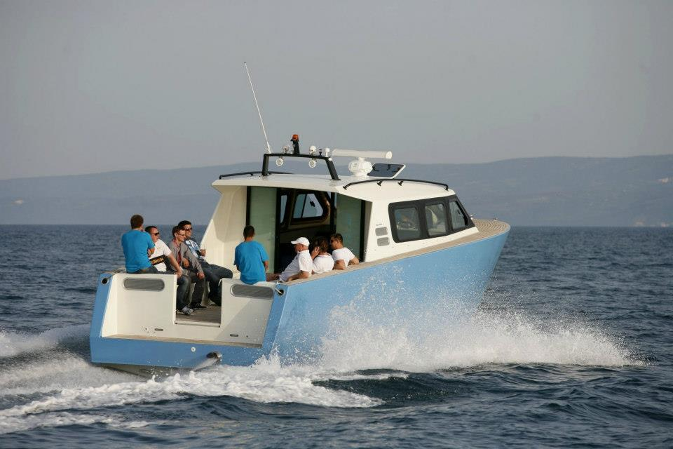 Custom 40 Yacht And Boat Charters Amp Rentals In Croatia