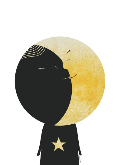 El día que besé a la Luna