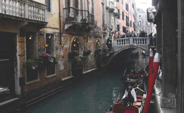 Arte en las ciudades - Venecia#4