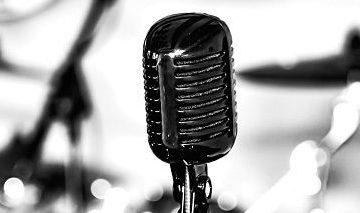 Falseto Microphone