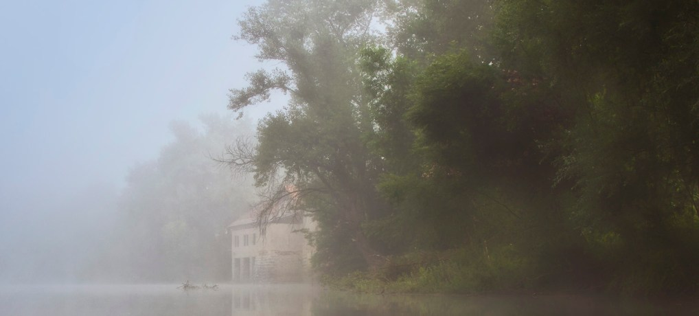 De prachtige rivier de Kupa