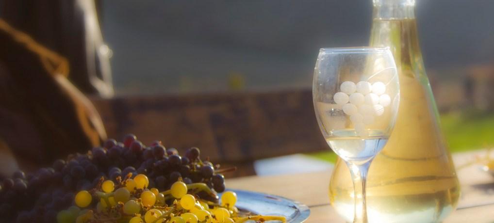 Een fantastisch wijngebied