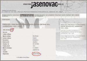 """""""Vjerodostojni"""" podaci Josipa Kolanovića iz 1964.: Stanovništvo Pavličana nepoznatog imena i prezimena"""