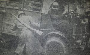 Ustaški vojničari u Hrvatskom zagorju
