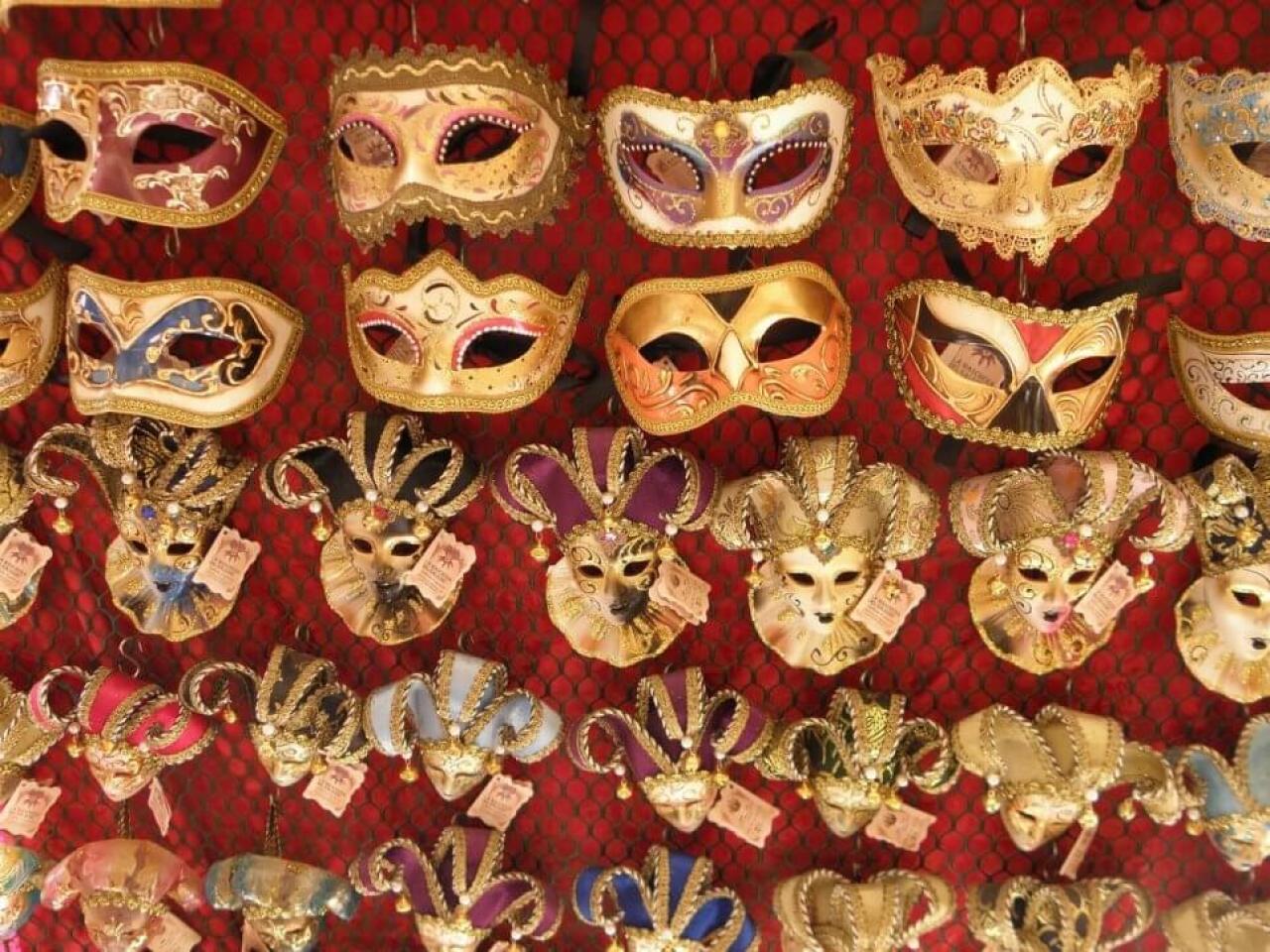 Mask, Rijeka Carnival