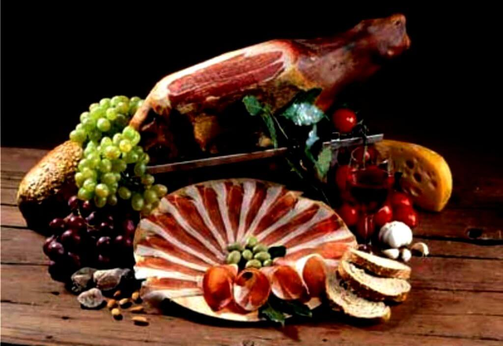 Dried Meat Products