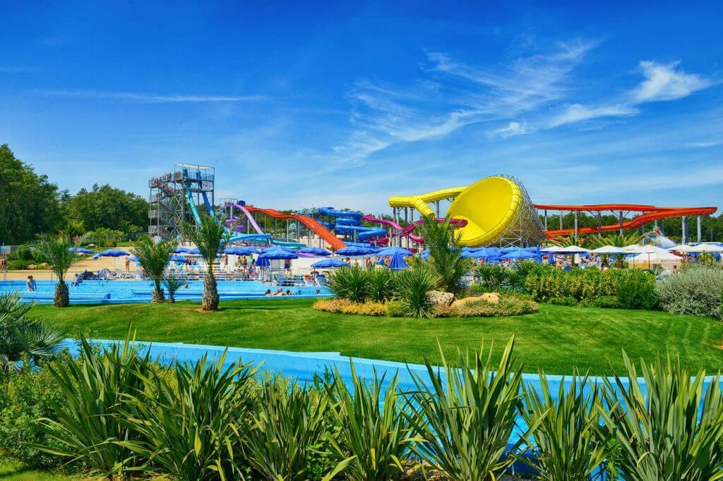 Aquacolors, Aqua Park Croatia