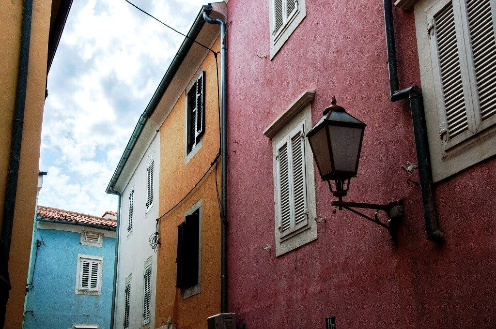 Old Town in Rovinj