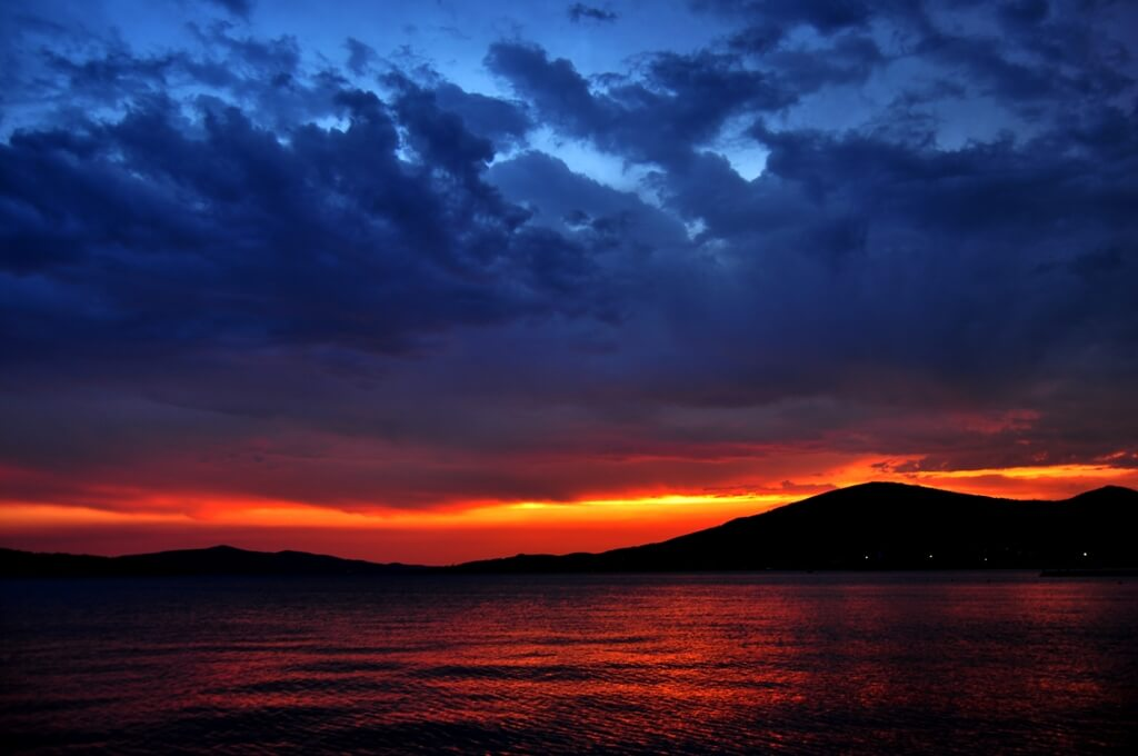Sunset in Croatia, Visit Croatia